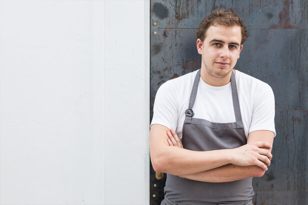 Oliver Hyde, Executive Chef